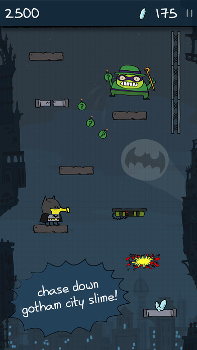Download Doodle Jump DC Super Heroes for PC - Windows XP/7/8/10 and