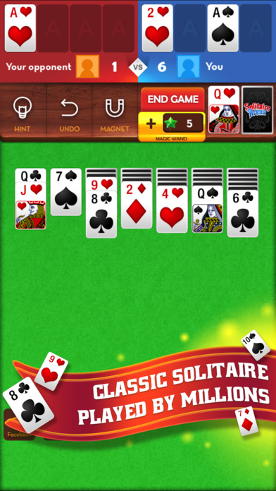 Download Solitaire Arena for PC - Windows XP/7/8/10 and MAC PC
