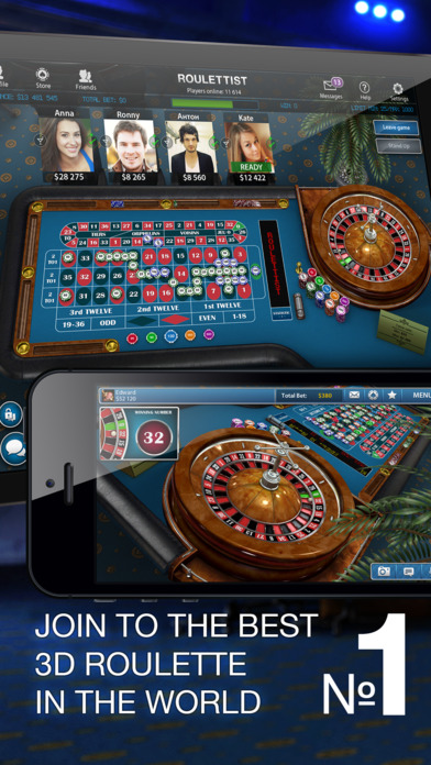 3d roulette game free download