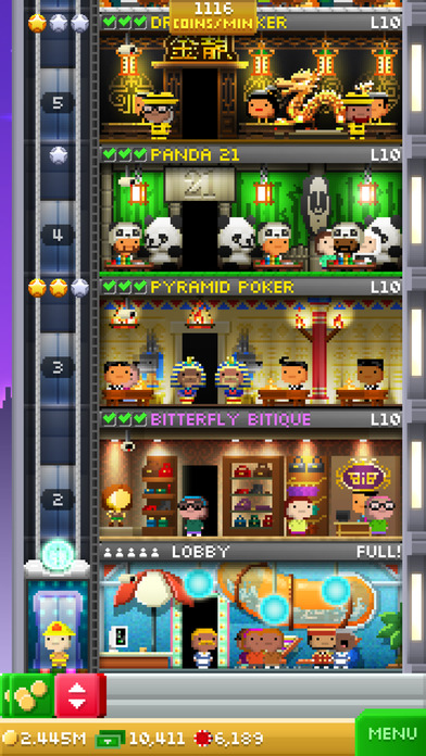 Download Tiny Tower Vegas for PC - Windows XP/7/8/10 and MAC PC