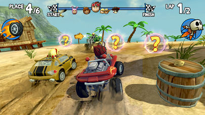 Download Beach Buggy Racing App on your Windows XP/7/8/10 and MAC PC
