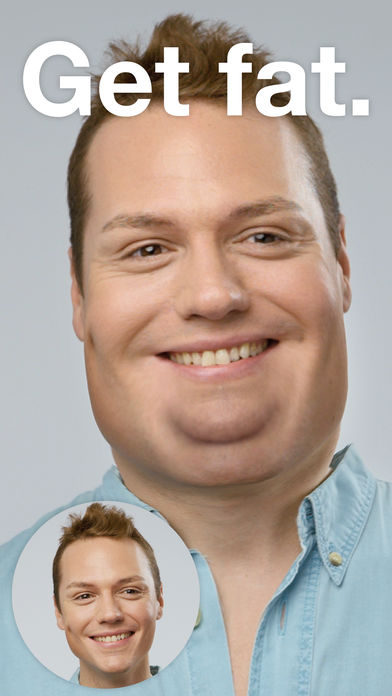 Download Fatify - Make Yourself Fat App on your Windows XP/7/8/10 and MAC PC