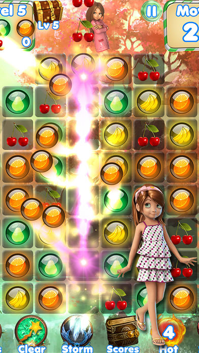 Download Fruit Candy Puzzle: Kids games and games for girls App on your Windows XP/7/8/10 and MAC PC