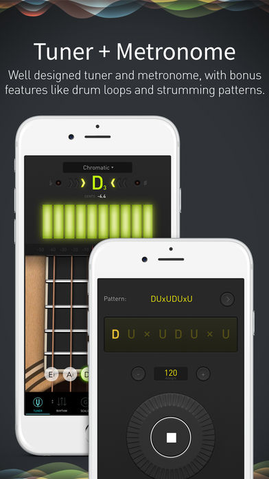 Download Guitar Master - Tuner and Chords Toolkit App on your Windows XP/7/8/10 and MAC PC