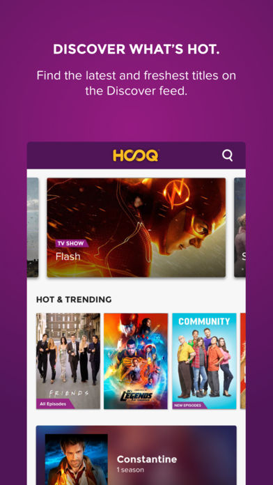 Download HOOQ App on your Windows XP/7/8/10 and MAC PC