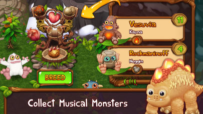 Download My Singing Monsters:DawnOfFire App on your Windows XP/7/8/10 and MAC PC