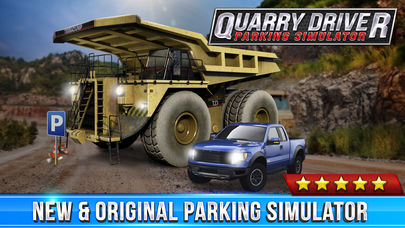 Download Quarry Driver Parking Game - Real Mining Monster Truck Car Driving Test Park Sim Racing Games App on your Windows XP/7/8/10 and MAC PC