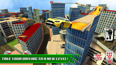 Download Roof Jumping: Stunt Driver Sim App on your Windows XP/7/8/10 and MAC PC