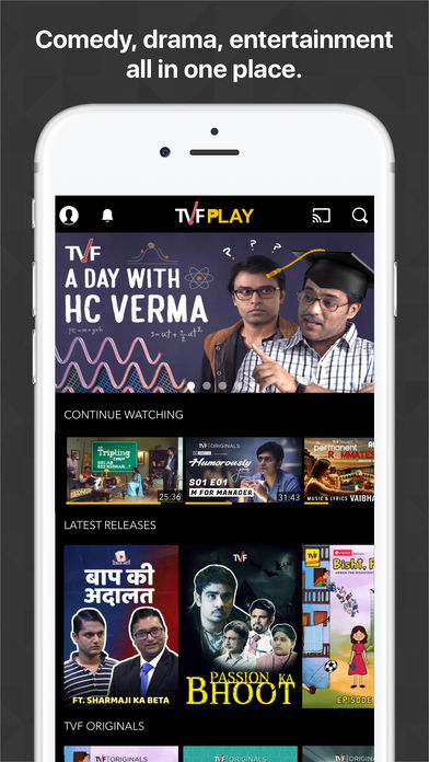 Download TVFPlay App on your Windows XP/7/8/10 and MAC PC