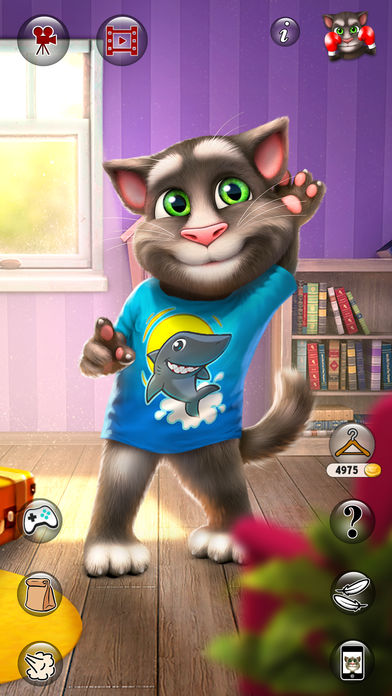 Download Talking Tom Cat 2 App on your Windows XP/7/8/10 and MAC PC