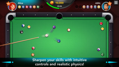 Download 8 Ball Pool by Storm8 App on your Windows XP/7/8/10 and MAC PC
