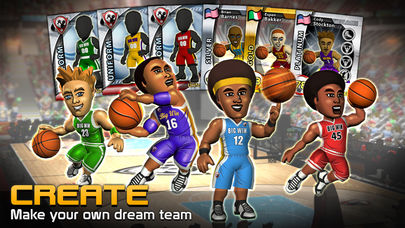 Download BIG WIN Basketball App on your Windows XP/7/8/10 and MAC PC