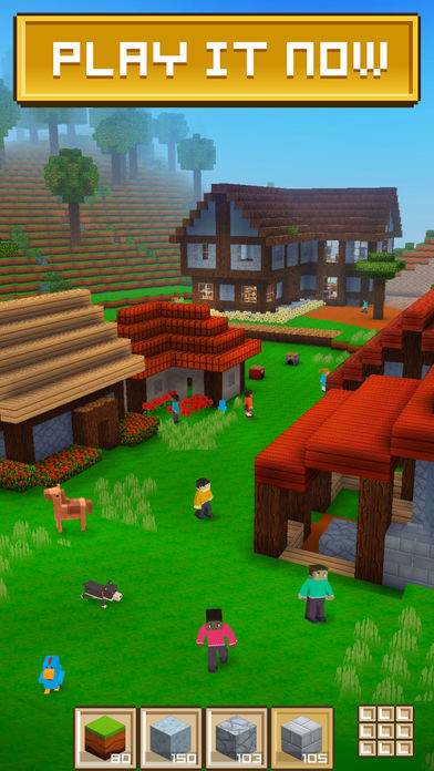 Download Block Craft 3D: City Building App on your Windows XP/7/8/10 and MAC PC