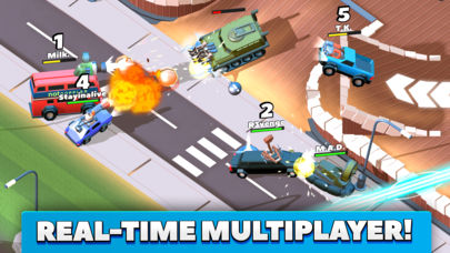 Download Crash of Cars App on your Windows XP/7/8/10 and MAC PC