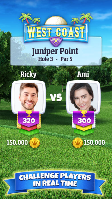Download Golf Clash App on your Windows XP/7/8/10 and MAC PC