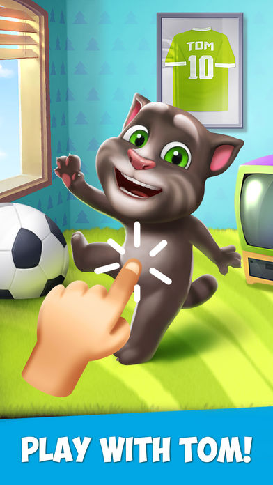 Download My Talking Tom App on your Windows XP/7/8/10 and MAC PC
