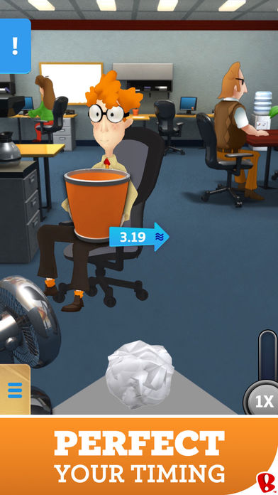 Download Paper Toss Boss App on your Windows XP/7/8/10 and MAC PC