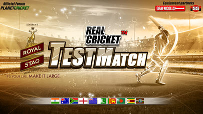 Download Real Cricket™ Test Match App on your Windows XP/7/8/10 and MAC PC