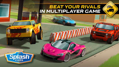 Download Splash Cars App on your Windows XP/7/8/10 and MAC PC