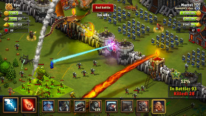 Download Throne Rush App on your Windows XP/7/8/10 and MAC PC