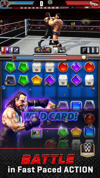 Download WWE Champions - Action RPG App on your Windows XP/7/8/10 and MAC PC