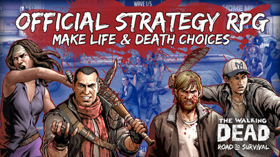 Download Walking Dead: Road to Survival App on your Windows XP/7/8/10 and MAC PC