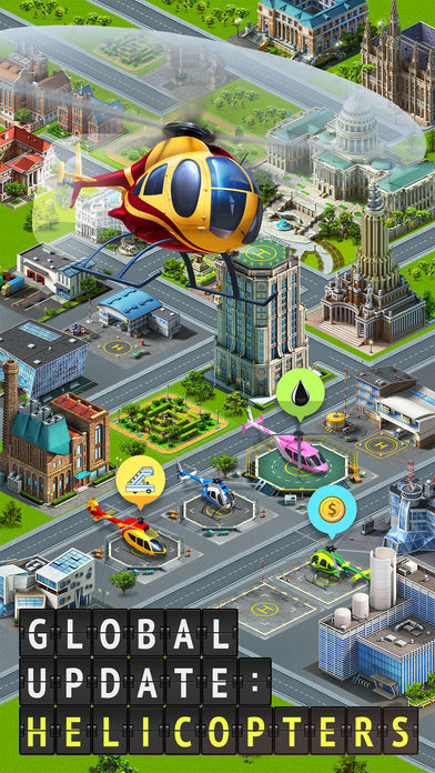 Download Airport City: Airline Tycoon App on your Windows XP/7/8/10 and MAC PC