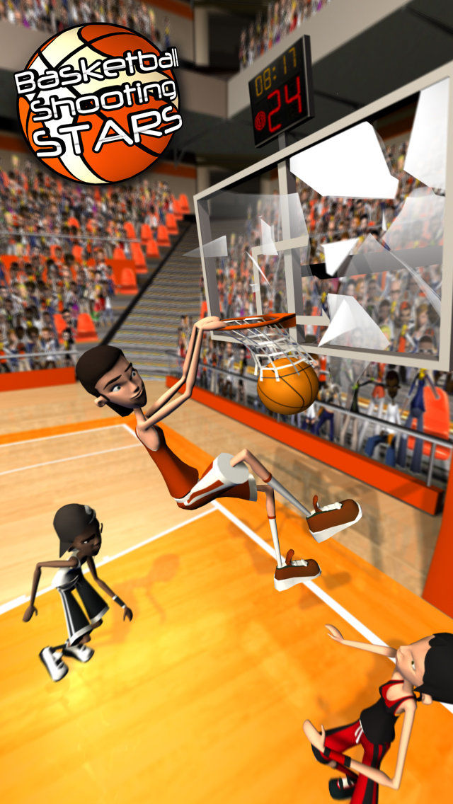 Download Basketball Shooting Stars App on your Windows XP/7/8/10 and MAC PC