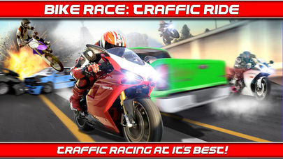 Download Bike Race: Traffic Ride App on your Windows XP/7/8/10 and MAC PC