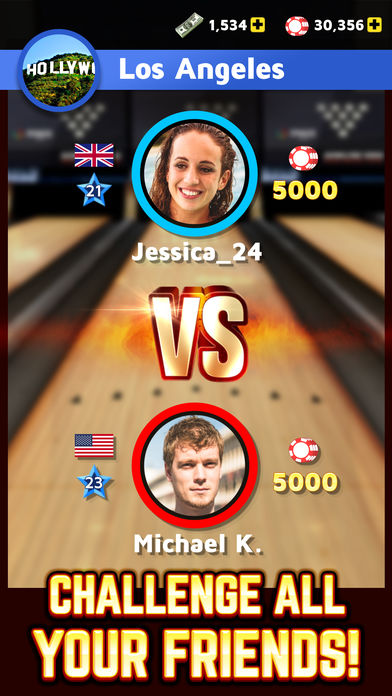 Download Bowling King App on your Windows XP/7/8/10 and MAC PC