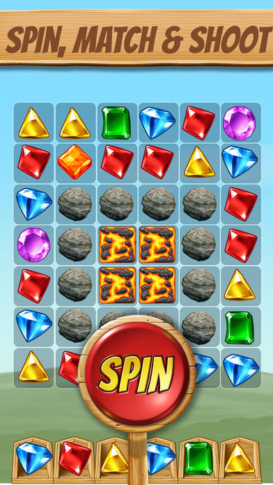 Download Cascade – Spin & Match 3 Game App on your Windows XP/7/8/10 and MAC PC
