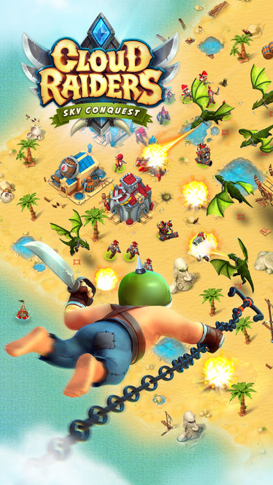 Download Cloud Raiders App on your Windows XP/7/8/10 and MAC PC