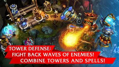 Download Defenders: Tower Defense Origins App on your Windows XP/7/8/10 and MAC PC