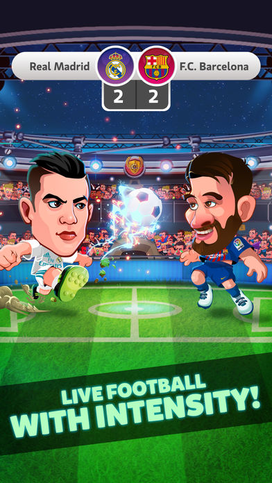 Download Head Soccer La Liga 2018 App on your Windows XP/7/8/10 and MAC PC