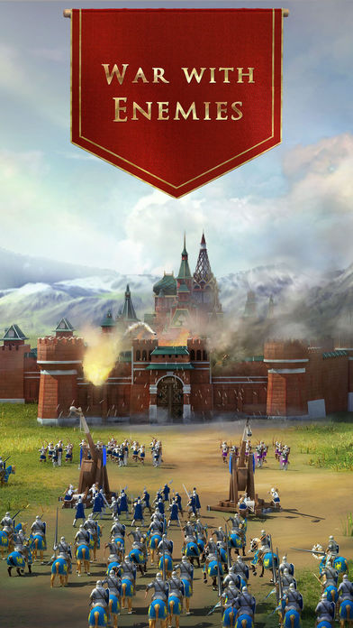 Download March of Empires App on your Windows XP/7/8/10 and MAC PC