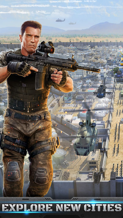Download Mobile Strike App on your Windows XP/7/8/10 and MAC PC