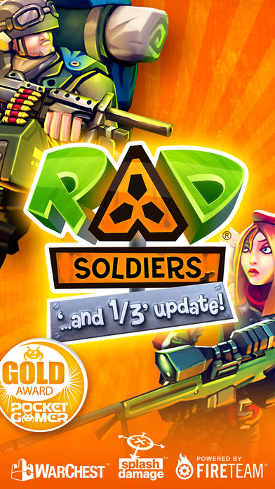 Download RAD Soldiers App on your Windows XP/7/8/10 and MAC PC