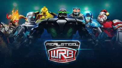 Download Real Steel World Robot Boxing App on your Windows XP/7/8/10 and MAC PC