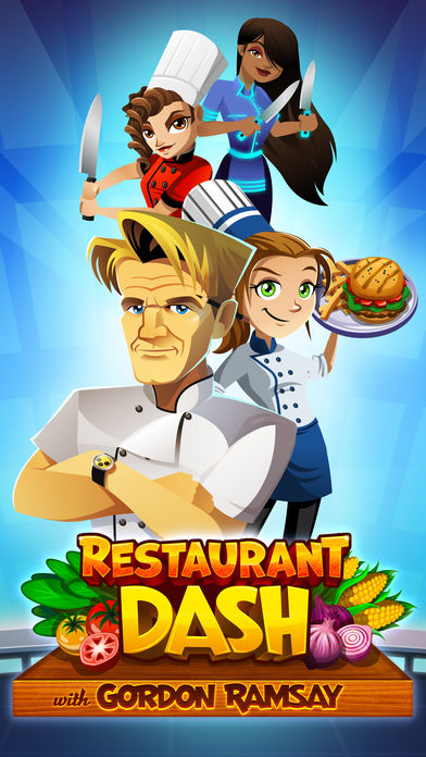 Download Restaurant DASH: Gordon Ramsay App on your Windows XP/7/8/10 and MAC PC