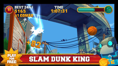 Download Slam Dunk King App on your Windows XP/7/8/10 and MAC PC