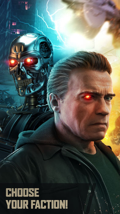 Download Terminator Genisys: Future War App on your Windows XP/7/8/10 and MAC PC