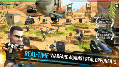 Download WarFriends: PvP Army Shooter App on your Windows XP/7/8/10 and MAC PC