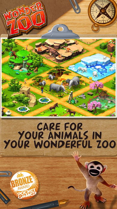 Download Wonder Zoo - Animal Rescue! App on your Windows XP/7/8/10 and MAC PC