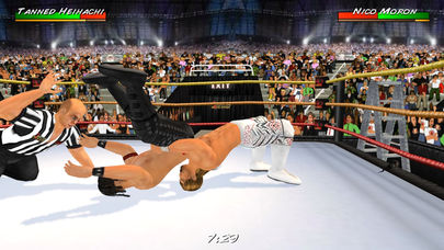 Download Wrestling Revolution 3D App on your Windows XP/7/8/10 and MAC PC