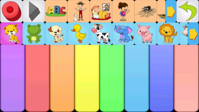 Download Animal sounds kids piano for PC - Windows XP/7/8/10 and MAC PC