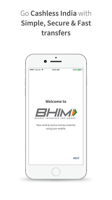 Download BHIM – Making India Cashless App on your Windows XP/7/8/10 and MAC PC
