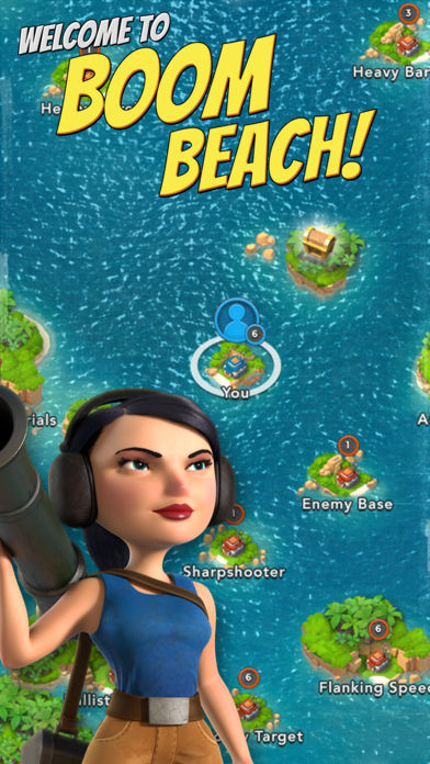 Download Boom Beach App on your Windows XP/7/8/10 and MAC PC