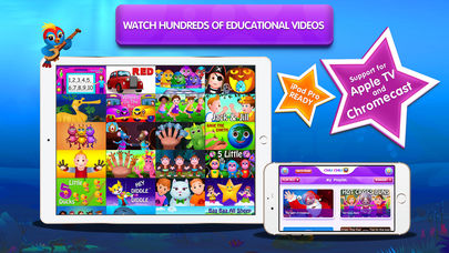 Download ChuChu TV Nursery Rhymes Lite App on your Windows XP/7/8/10 and MAC PC