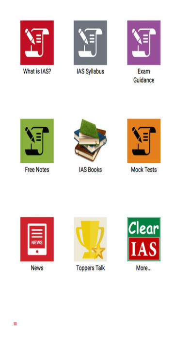 Download Clear IAS App on your Windows XP/7/8/10 and MAC PC