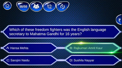 Download Crorepati India Quiz App on your Windows XP/7/8/10 and MAC PC